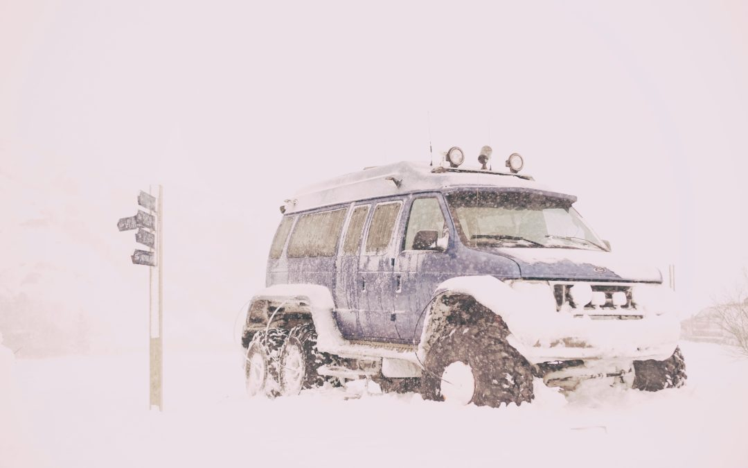 How Getting Stuck in the Snow Can Help You Now